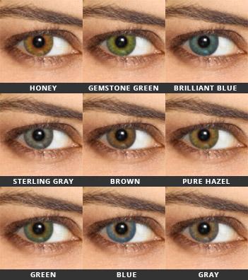 air optix colors contact lenses by alcon walmart contacts