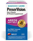 Eye Health Supplements box