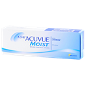 Johnson & Johnson Vision Care, Inc. 1-DAY ACUVUE MOIST 30 Pack