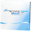 Johnson & Johnson Vision Care, Inc. 1-DAY ACUVUE MOIST for ASTIGMATISM 90 Pack