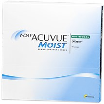 1-DAY ACUVUE MOIST Multifocal 90 Pack contact lenses