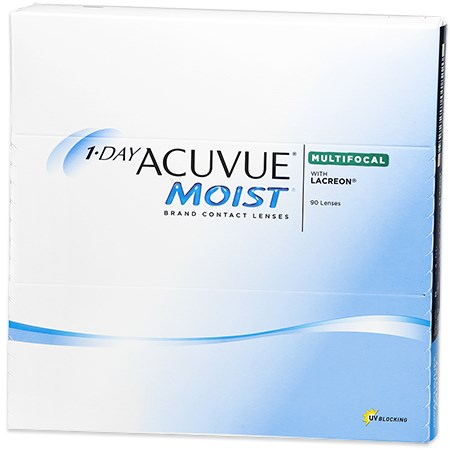 1 day acuvue moist multifocal 90 pack contact lenses by johnson