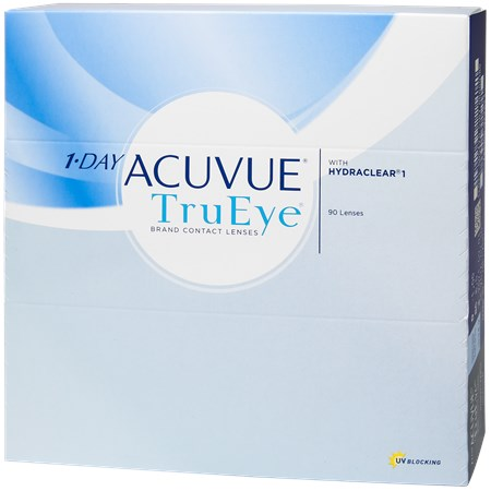 7ae8a471ae85a 1-DAY ACUVUE TruEye 90 Pack Contact Lenses by Johnson   Johnson ...