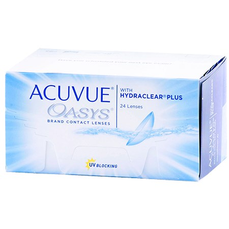 ACUVUE OASYS 2-Week 24 Pack Contact Lenses by Johnson   Johnson ... 2715ecb50e