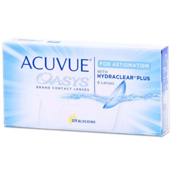 Acuvue Oasys For Astigmatism Contact Lenses Giant Eagle Contacts