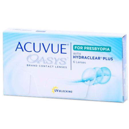 ACUVUE OASYS for PRESBYOPIA Contact Lenses by Johnson   Johnson ... 37f441c995
