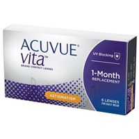 ACUVUE VITA for Astigmatism Contact Lenses