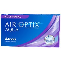 AIR OPTIX AQUA Multifocal Subscription 3-Pack contact lenses