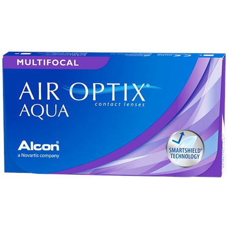 AIR OPTIX AQUA Multifocal Subscription 3-Pack contacts