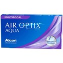 AIR OPTIX AQUA Multifocal Contact Lenses (Click to View)
