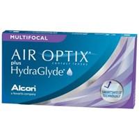 AIR OPTIX plus HydraGlyde Multifocal Contact Lenses