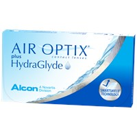 AIR OPTIX plus HydraGlyde Subscription 3-Pack contact lenses