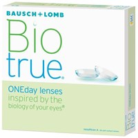 Biotrue ONEday (90 pack) Contact Lenses