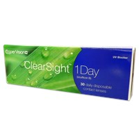 Clearsight 1 day 30 pack contact lenses