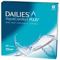 DAILIES AquaComfort Plus 90 Pack Contact Lenses