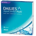 DAILIES AquaComfort Plus Multifocal 90 Pack Contact Lenses (Click to View)