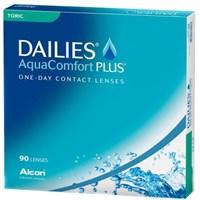 DAILIES AquaComfort Plus Toric 90 Pack Contact Lenses