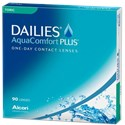 DAILIES AquaComfort Plus Toric 90 Pack Contact Lenses (Click to View)