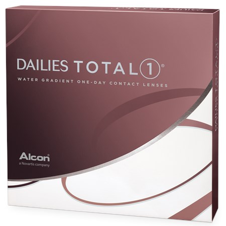 DAILIES TOTAL1 90 Pack contacts