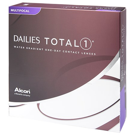 DAILIES TOTAL1 Multifocal 90 Pack Contact Lenses by Alcon - Sam s ... cdbf86206455e