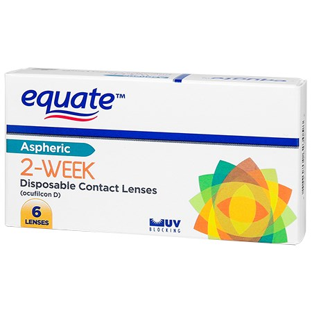 Equate 2 Week contacts