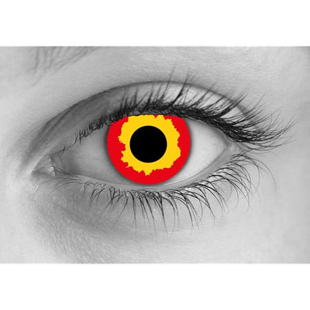 Special Effects Fire contacts