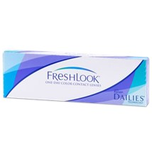 FreshLook ONE-DAY contact lenses
