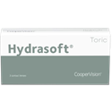 CooperVision Hydrasoft toric (3 pack)