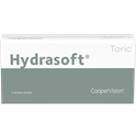 CooperVision Hydrasoft toric thin (3 pack)