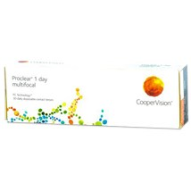 Proclear 1 day multifocal 30-pack contact lenses