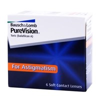 purevision toric for astigmatism contact lenses by bausch lomb at