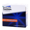 Bausch + Lomb PureVision Toric For Astigmatism