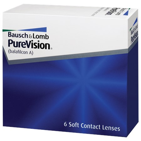 PureVision contacts