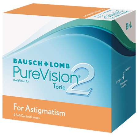 b70085d9c3890 PureVision2 Toric For Astigmatism Contact Lenses by Bausch + Lomb ...