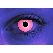 Rave Pink contact lenses