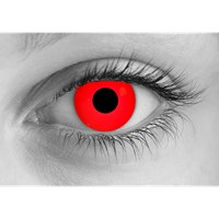 Zombie Red contact lenses