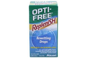 Opti-Free Replenish Rewetting Drops (.33 fl. oz.)