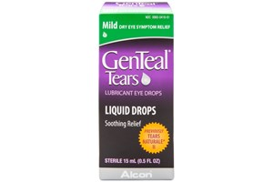 Click to swap image to GenTeal Tears Mild Lubricant Eye Drops (.5 fl. oz.)