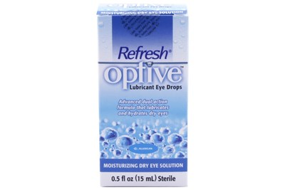 Refresh Optive Lubricant Eye Drops (.5 fl. oz.)
