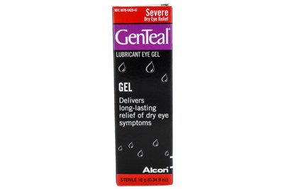GenTeal Severe Dry Eye Gel Drops Treatment (.34 oz.)
