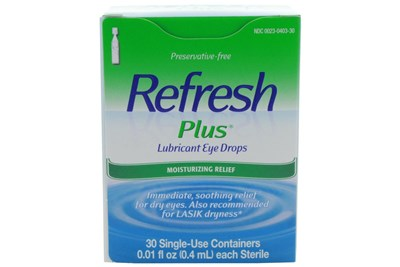 Refresh Plus Eye Drops (30 ct.)
