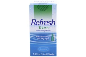 Refresh Tears Dry Eye Treatment (0.5 fl. oz.)