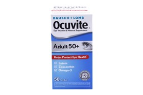 Ocuvite Adult 50+ Eye Supplement and Vision Care Vitamins (50 ct.)