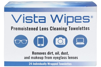 Amcon Vista Wipes (24 Towelettes)