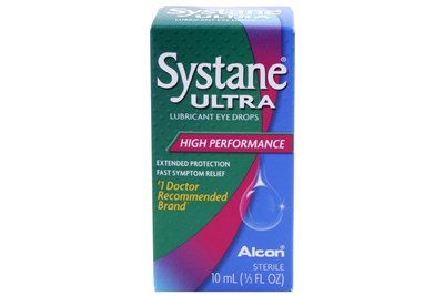 Systane Ultra Lubricant Eye Drops (.33 fl oz)