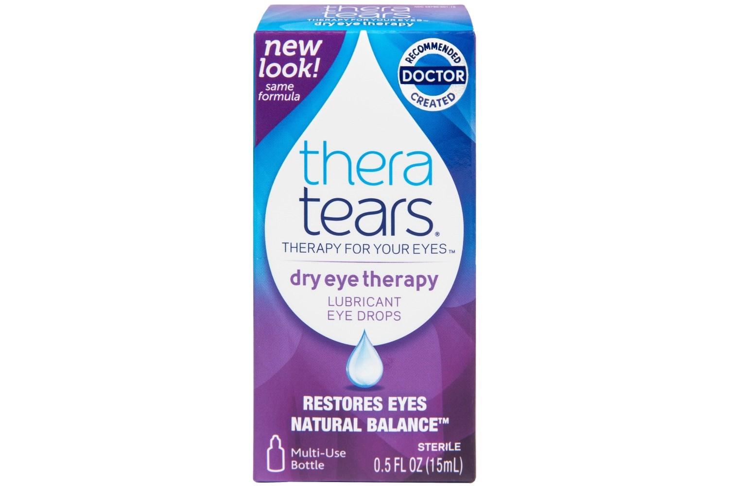 TheraTears Dry Eye Therapy (.5 fl. oz.)