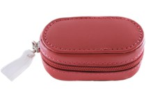 Amcon Leather Contact Lens Cases