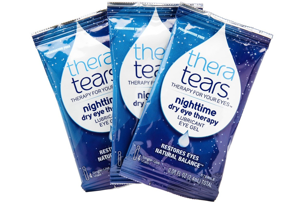 Alternate Image 2 - Thera Tears TheraTears Liquid Gel (30 Containers) DryRedEyeTreatments