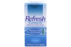Refresh Contacts, Comfort Drops (.4 fl. oz.)