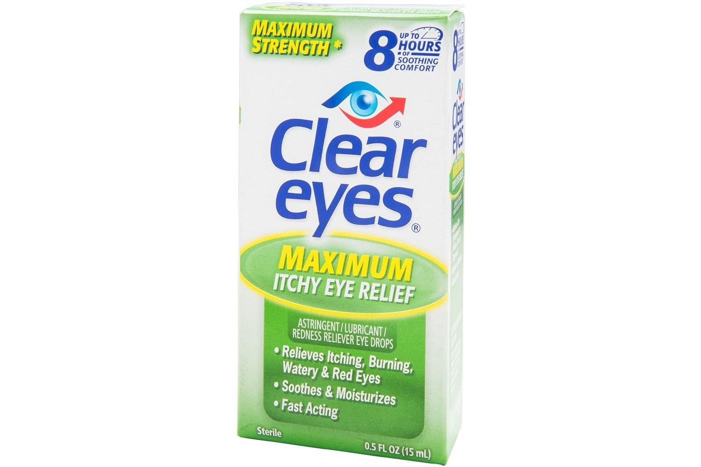 Clear Eyes Maximum Itchy Eye Relief (.5 oz)
